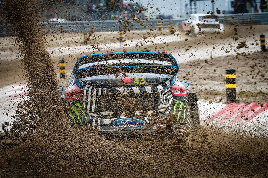 2016 Focus RS RX WorldRallycross Spain