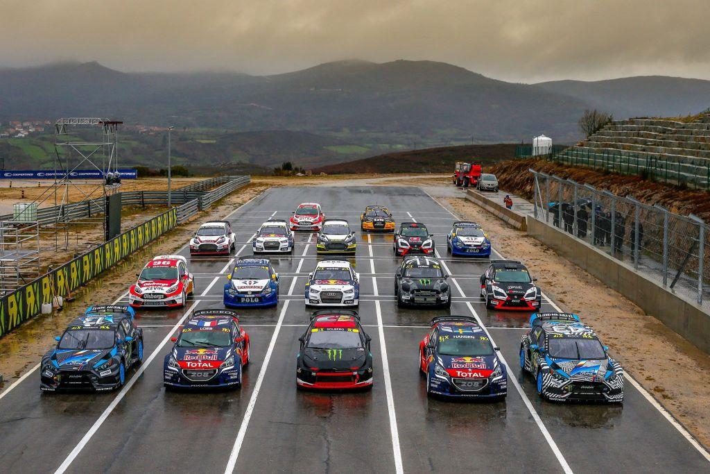 2016 Focus RS RX WorldRallycross Spain