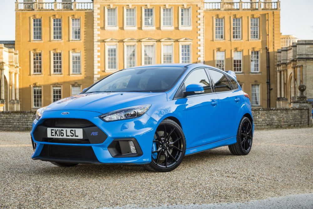 2016 Ford Focus RS | Review CarThrottle