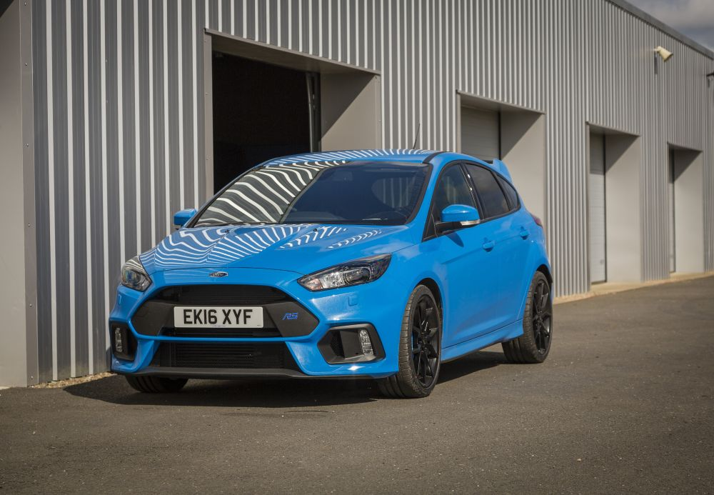 2016 Ford Focus RS | Review by CarThrottle