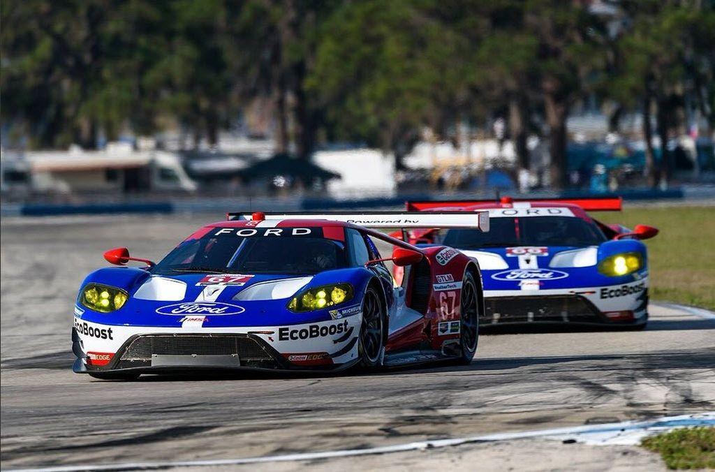 Ford GT Sebring Race