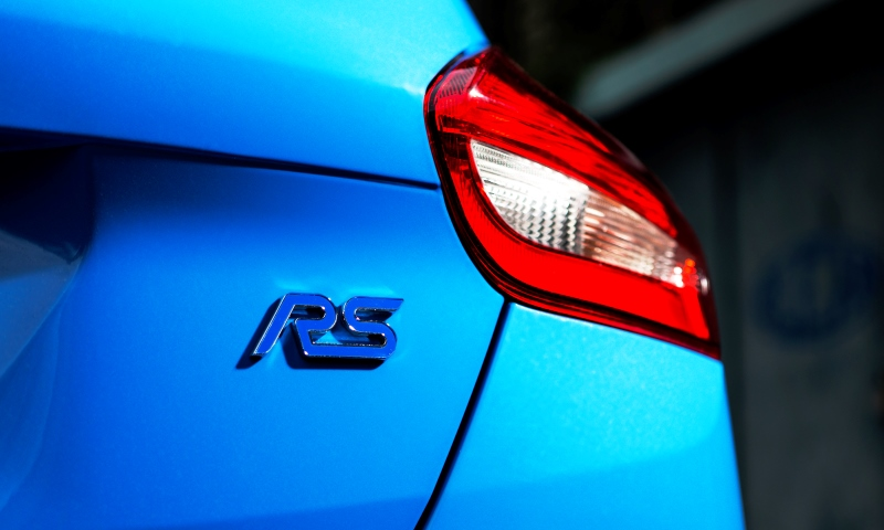 2016 Focus RS 360-degree video technology
