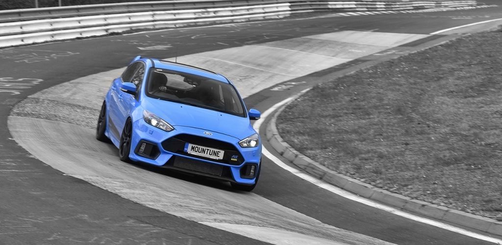 2016 Focus RS Phase 1 - Performance Parts by Mountune
