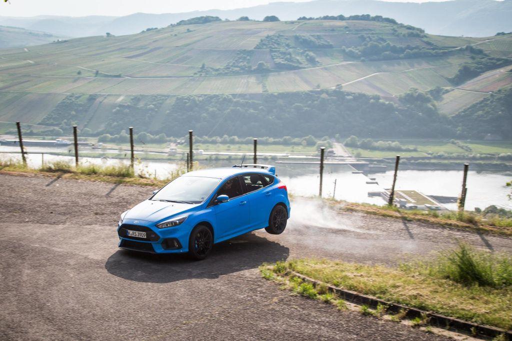 2016 Focus RS on German WRC roads