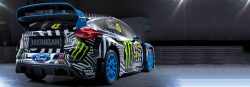 2016 Ford Focus RS RX-06s