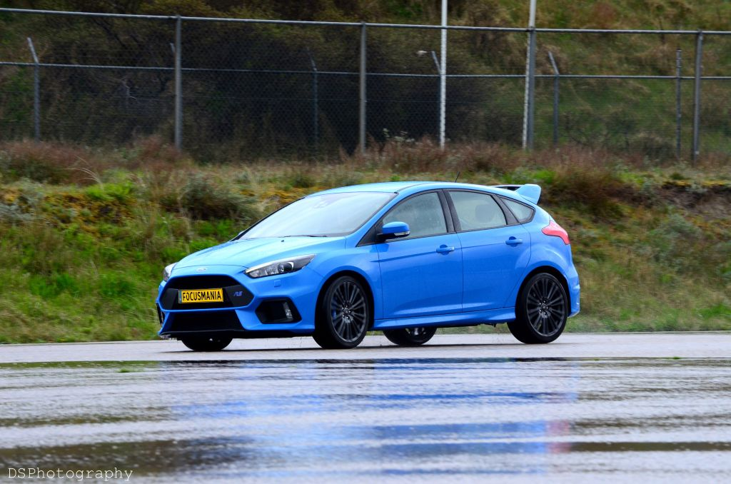 Focusmania test 2016 Focus RS