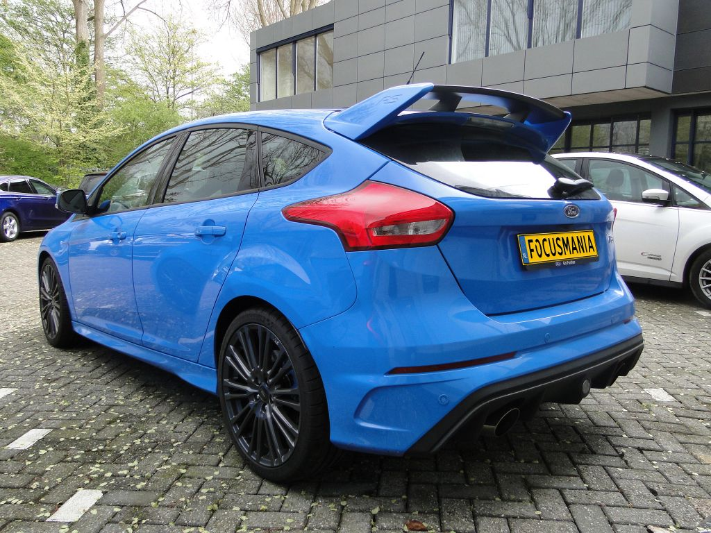 Focusmania.com test 2016 Focus RS