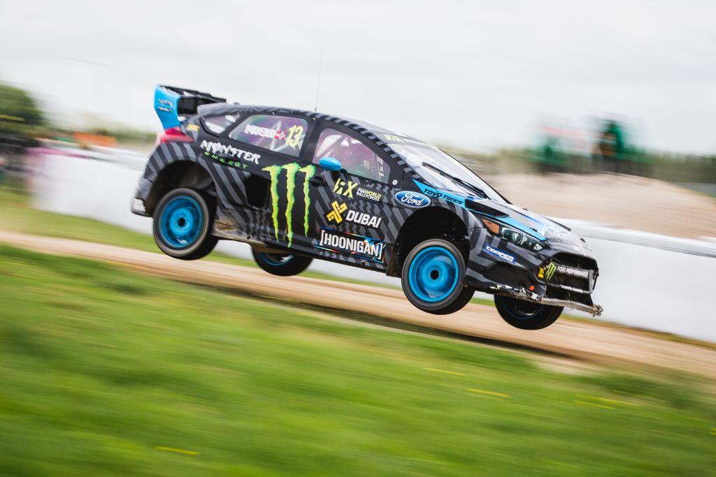 Hoonigan Racing Devision _ RD 3 World RX Belgium