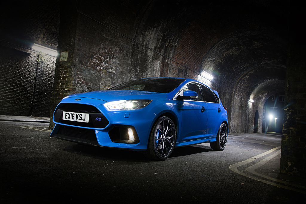 Jeremy Clarkson | review 2016 Ford Focus RS