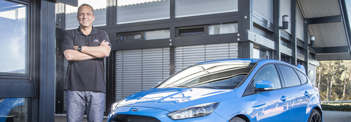 2016 Ford Focus RS – Autocar Award for best Performance