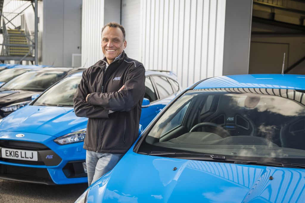 Tyrone Johnson, vehicle engineering manager, Ford Performance