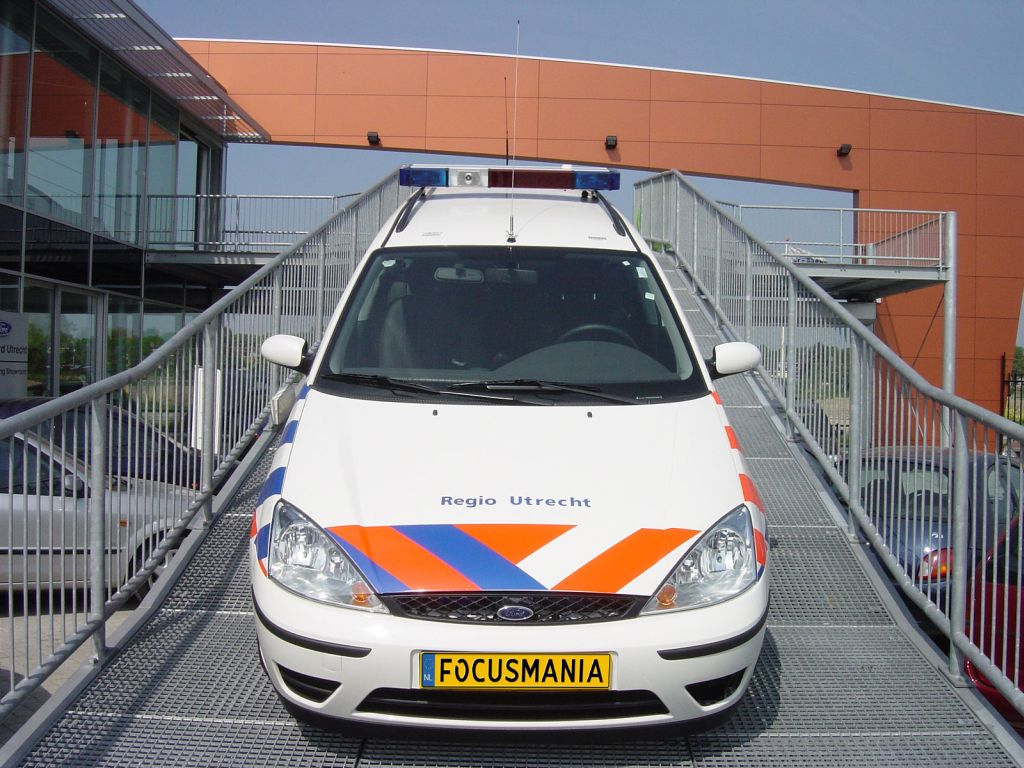 2004 Ford Focus Estate - Dutch Police-1