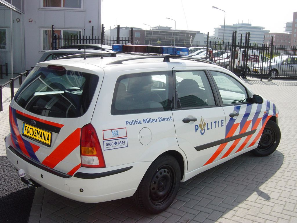 2004 Ford Focus Estate - Dutch Police