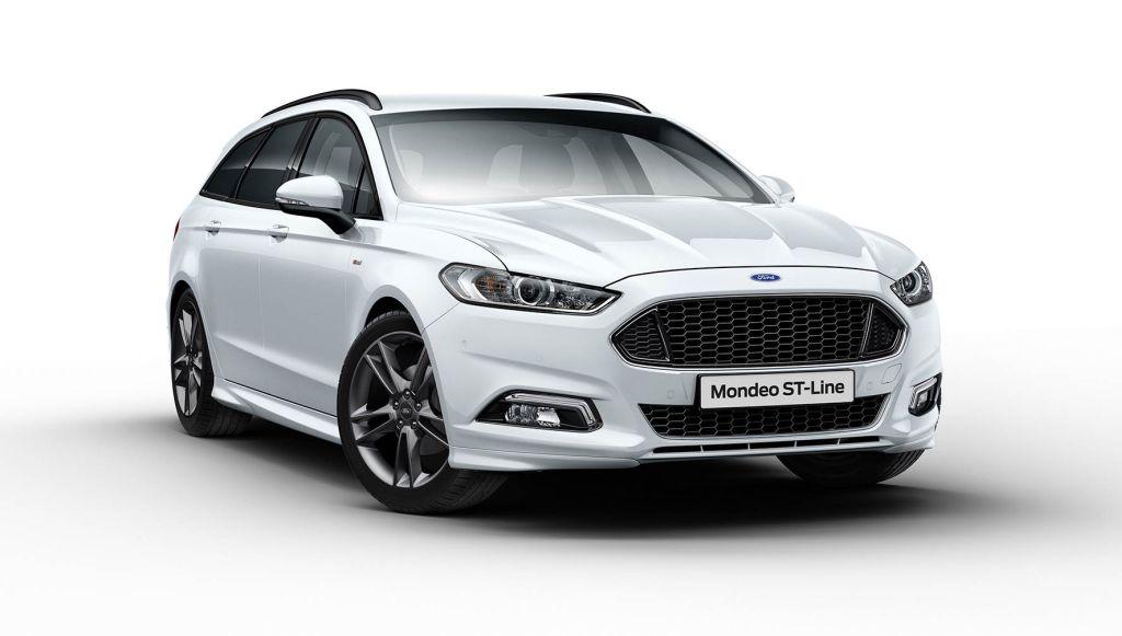 2016 Mondeo Focus Fiesta ST line