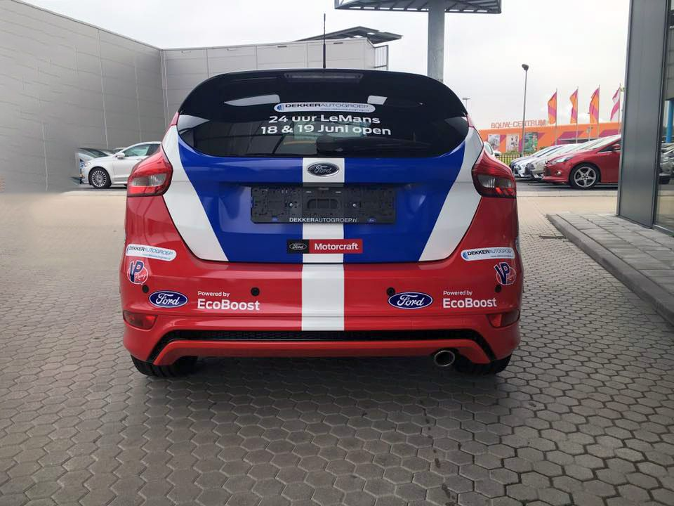 Ford Focus GT 2016 Le Mans Edition by Dekker Ford Store