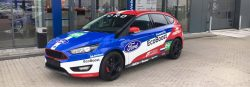 Ford Focus Le Mans 2016 Edition
