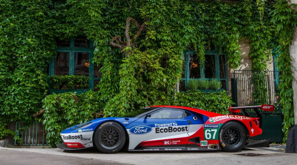 Ford GT at 2016 Le Mans