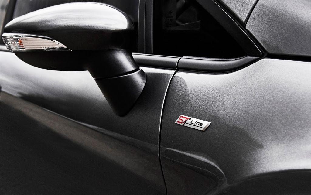 Ford ST-Line 2016 Fiesta