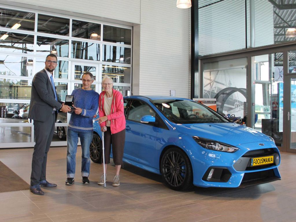 Ford Wensink 2016 Focus RS