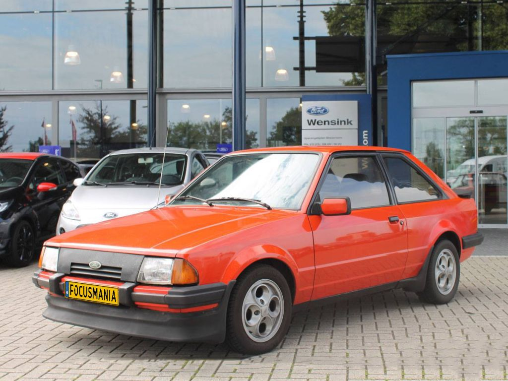 Ford Escort XR3 1985