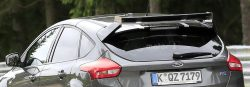 Spy Shots 2017 Ford Focus RS500 with bigger rear wing-08s