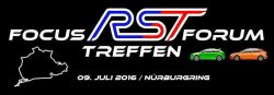 2016 Focus RS-ST forum treffen Nurburgring-s