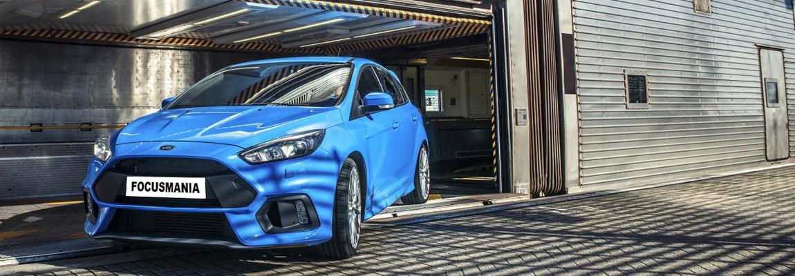 Australische Veiligheid clubs 'Drift modus 2016 Ford Focus RS' gevaarlijk
