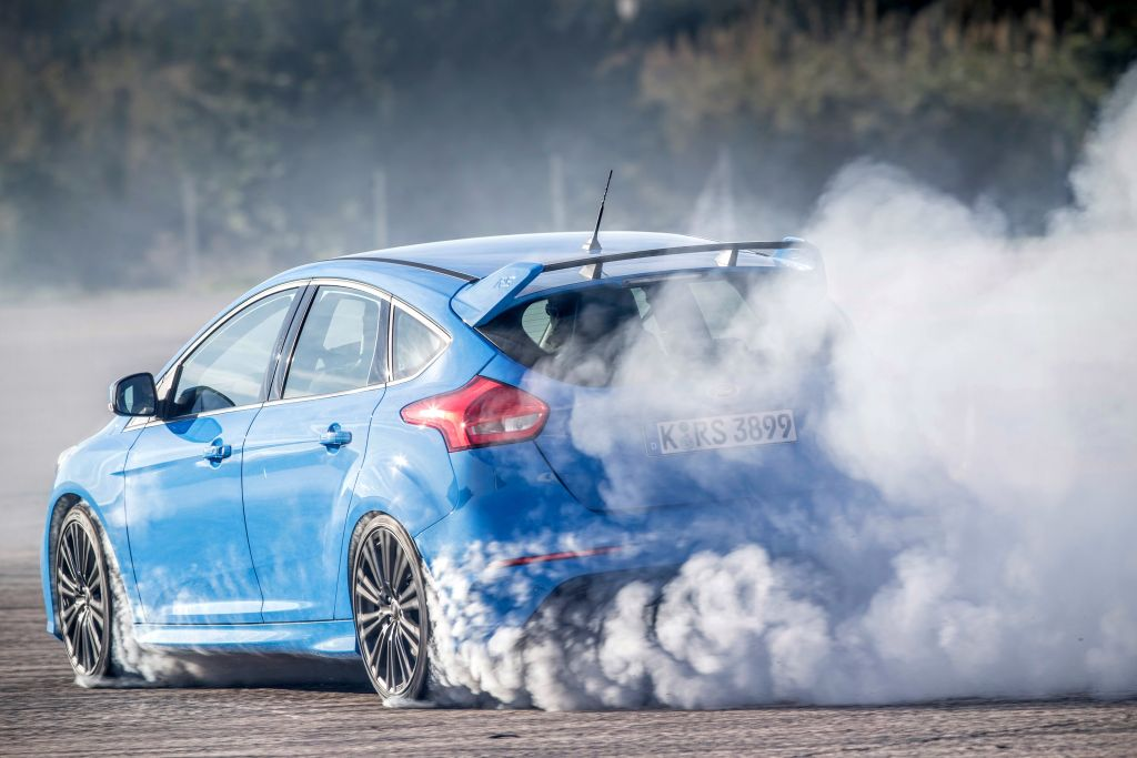 2016 Ford Focus RS Drift Power