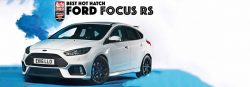 Best Hot Hatch of the Year - 2016 Ford Focus RS-1s