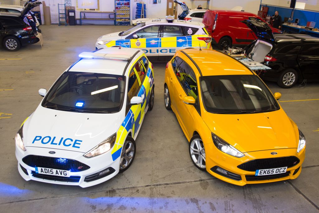 Ford wins police orders for new 2016 Cars and Vans