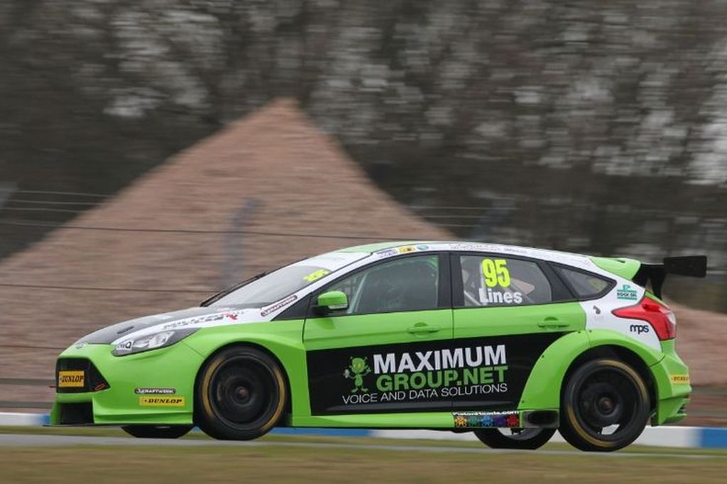 2016 BTCC Maximum Motorsport