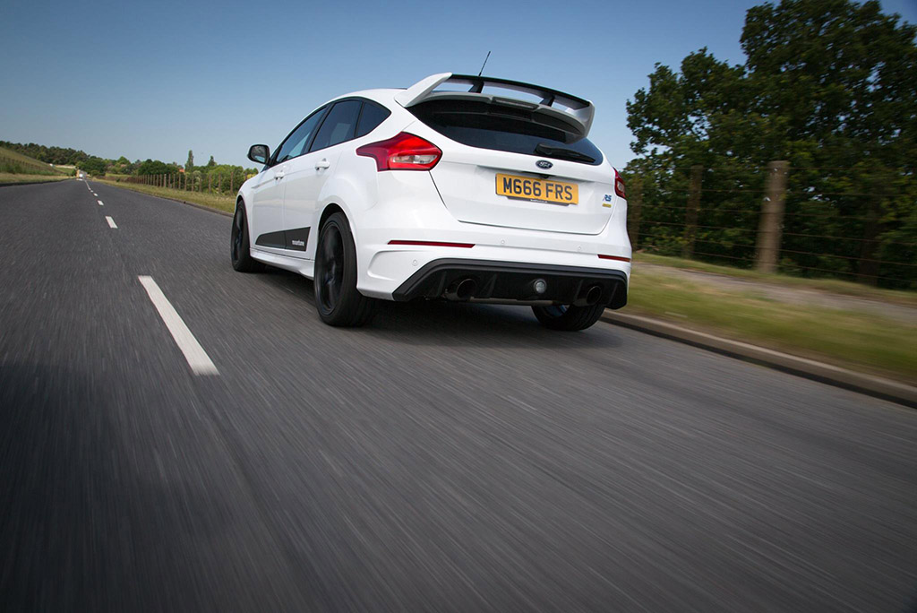 2016 Focus RS Mountune upgrades boost power to 370bhp