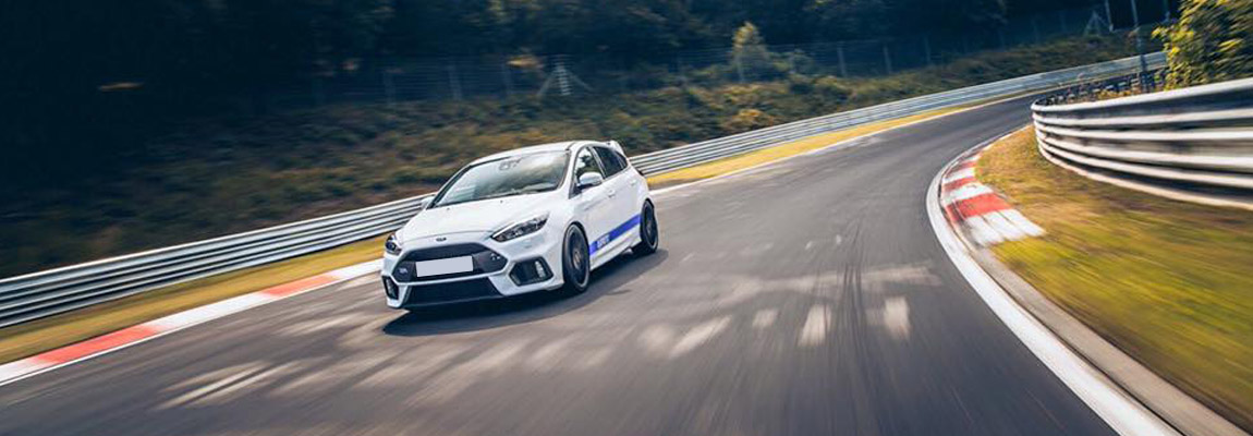 Mountune power boost upgrade voor de 2016 Ford Focus RS