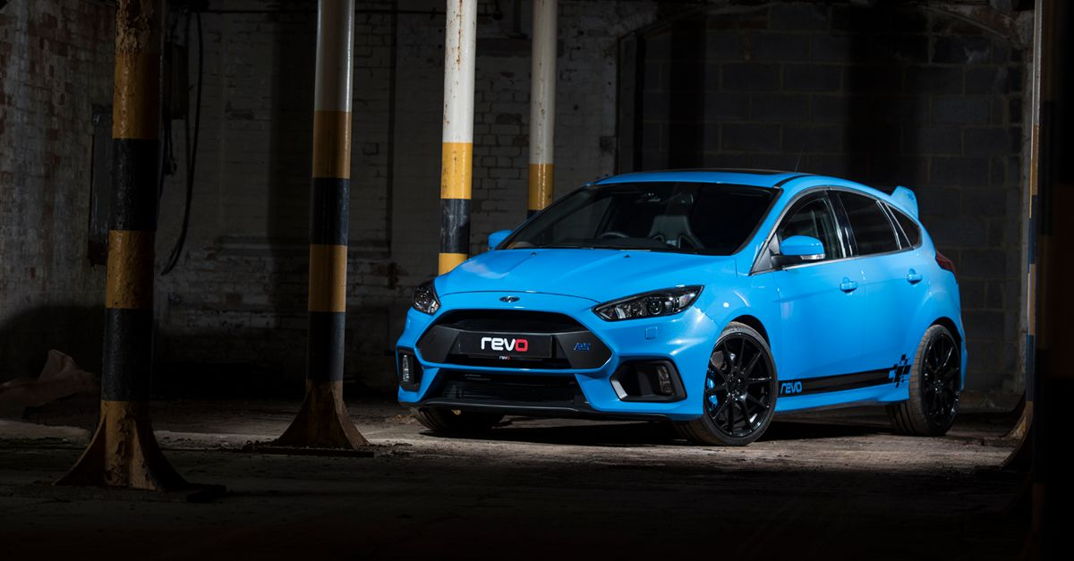 2016 Ford Focus RS by Revo