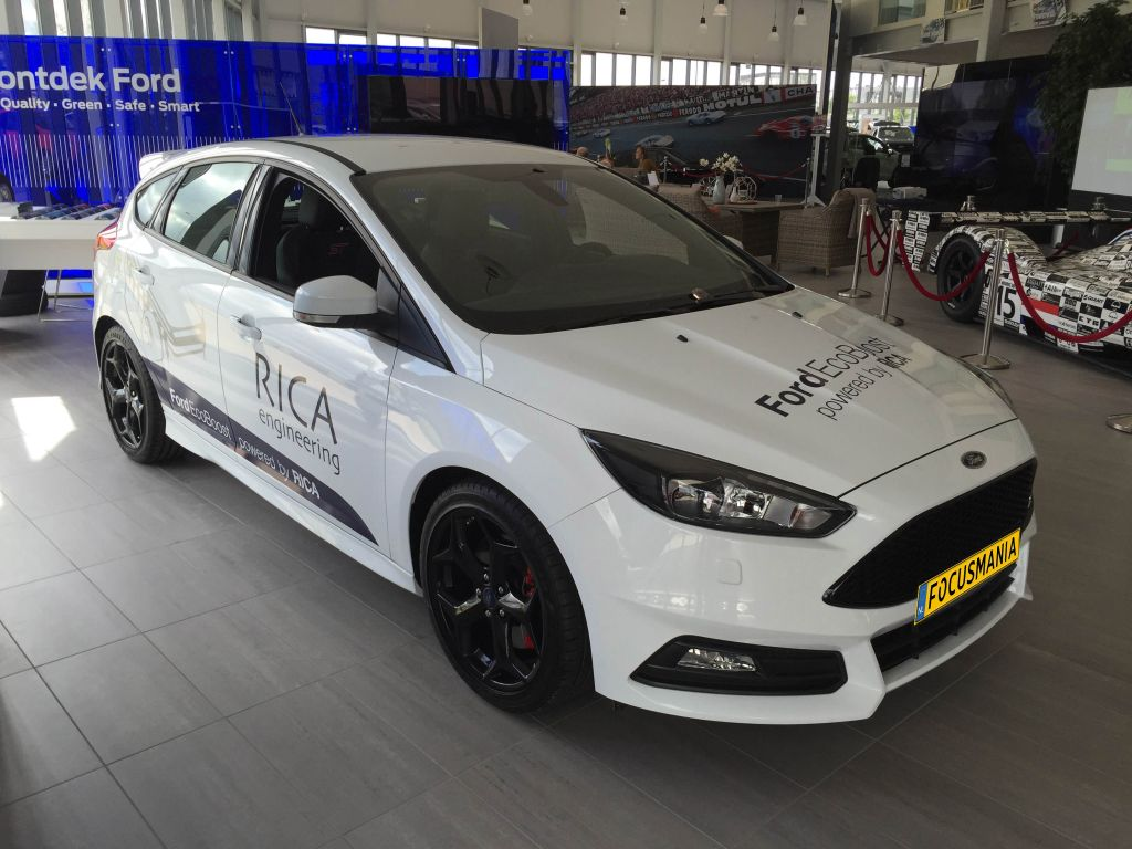 2016 Ford Focus ST - Rica Chiptuning.nl
