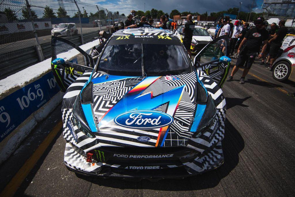2016 Ford Focus WRX Canada