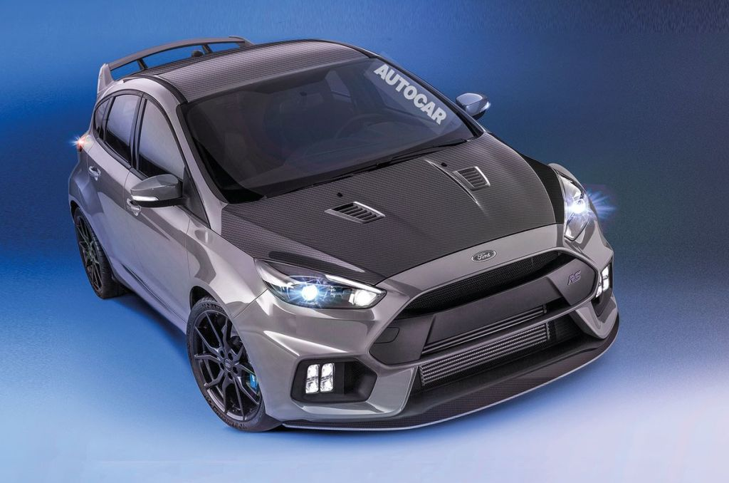 2017 Ford Focus RS500 Mk2