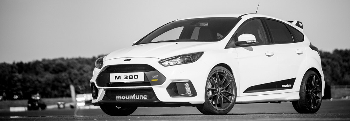 Nu ook Mountune Phase 3 pakket 2016 Focus RS
