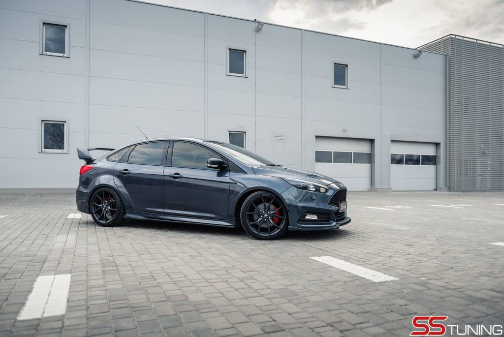 2015 ford focus st sedan by ss tuning com 20 www. Black Bedroom Furniture Sets. Home Design Ideas