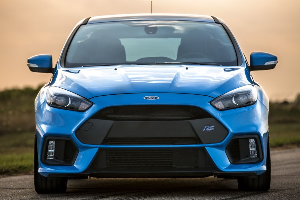 2016 Ford Focus RS by Hennesey Performance
