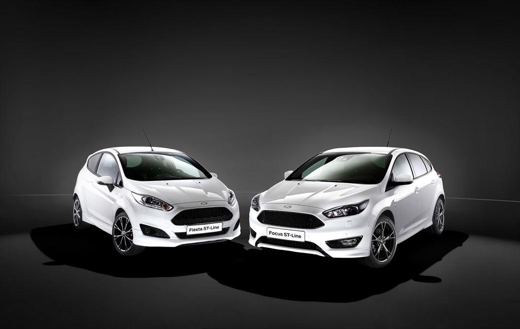 2016 Ford Focus ST-line prices (Dutch)