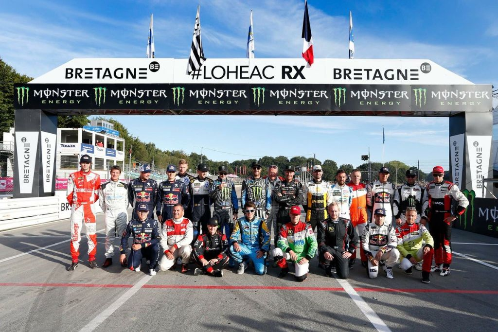All Teams 2016 WRX France