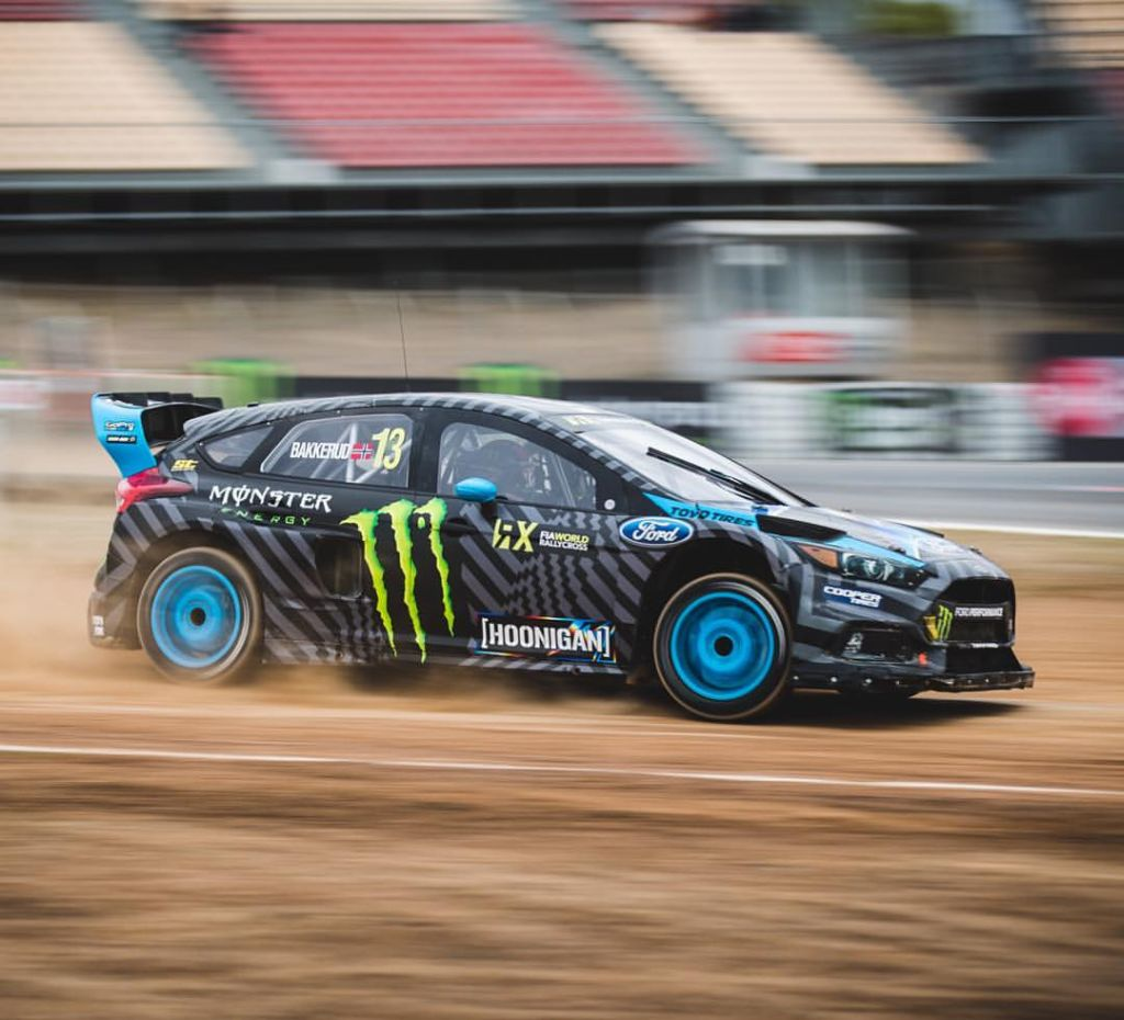 Hoonigan Racing Team - 2016 WRX Barcelona Spain