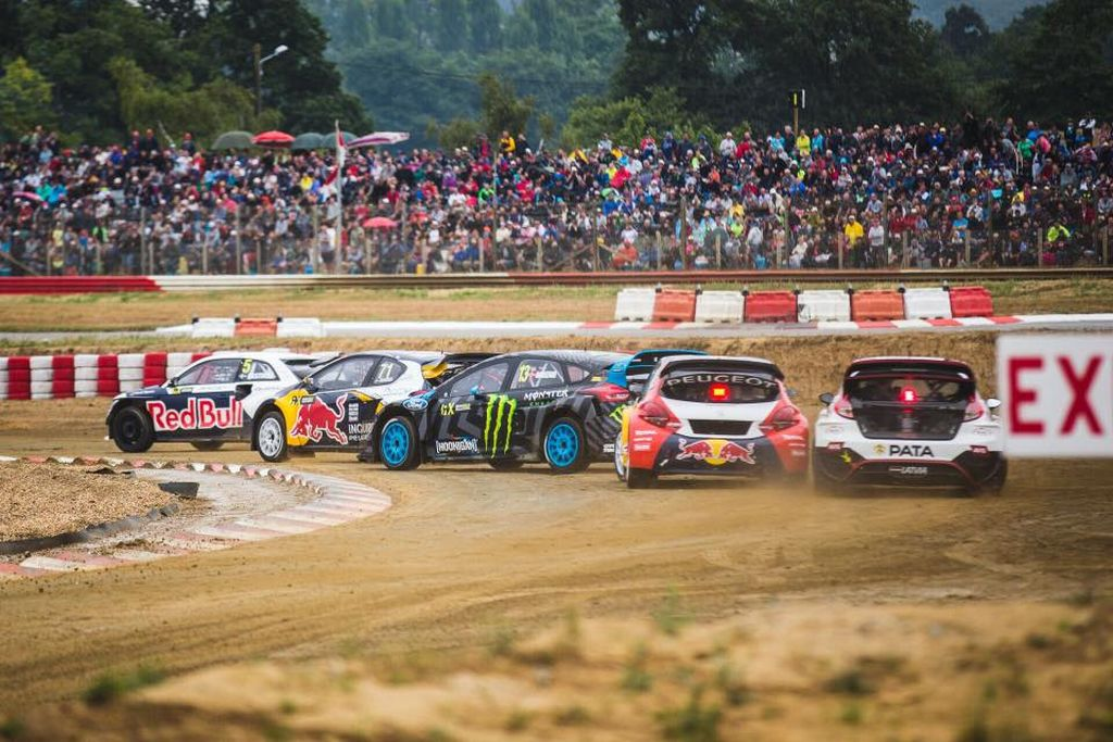 Hoonigan Racing Team - 2016 WRX France
