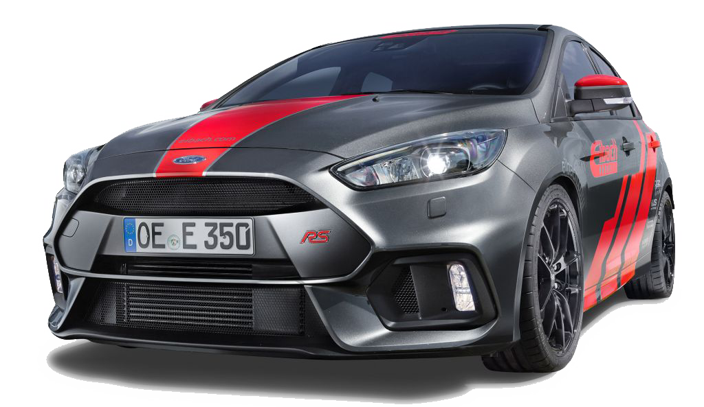 Eibach project - 2016 Ford Focus RS
