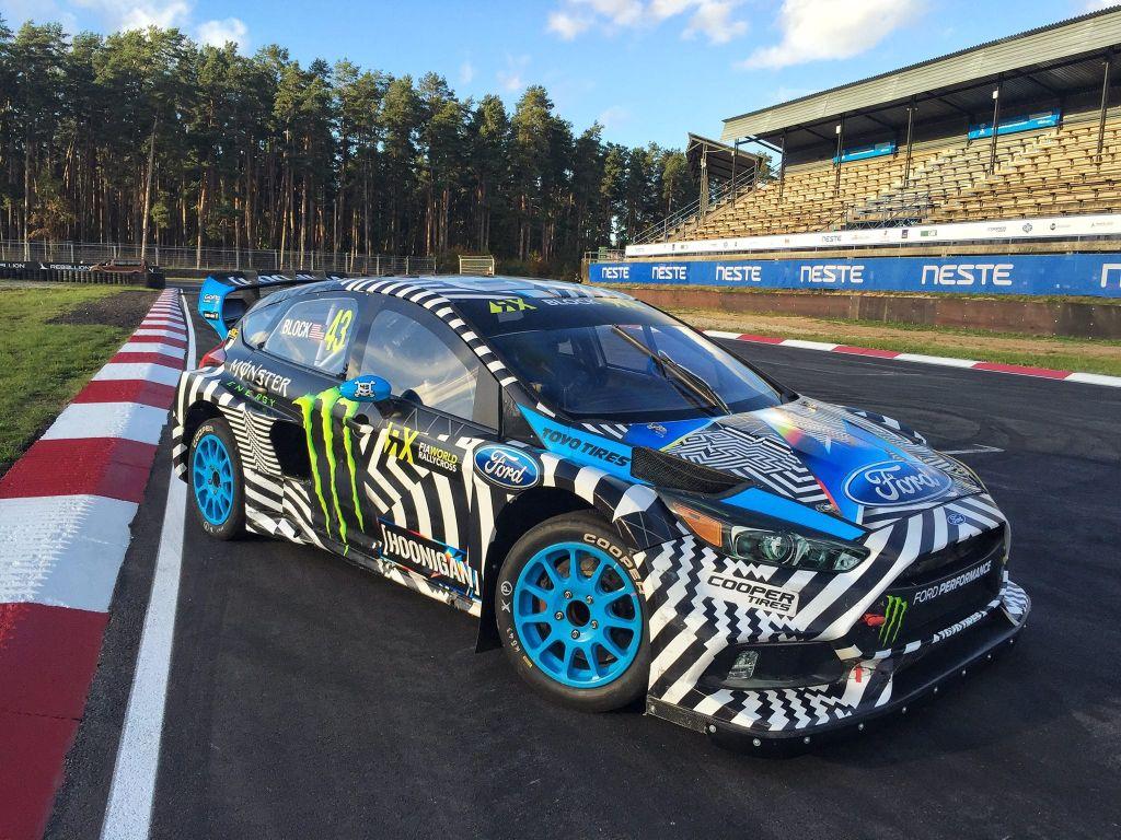 2016-WRX Latvia - Hoonigan WRX Team