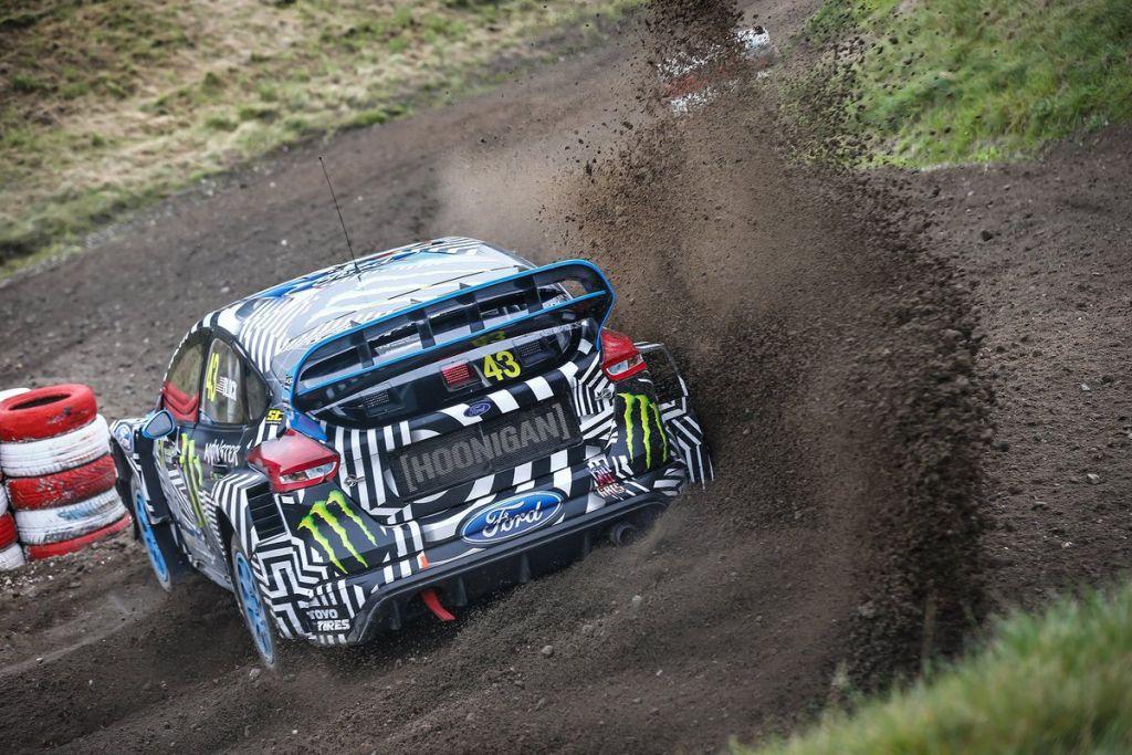 2016 WRX Round 11 - Estering Germany