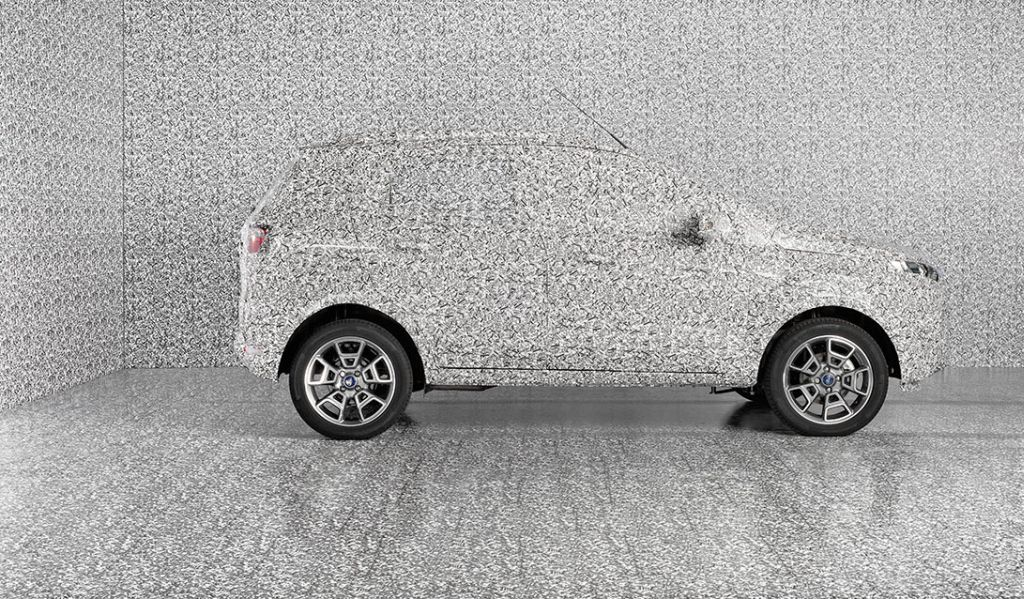 3D-Brick camouflage