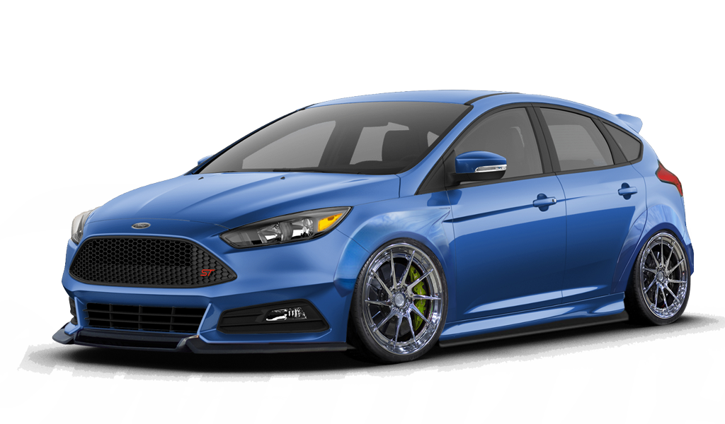 Cinemotive Ford Focus ST