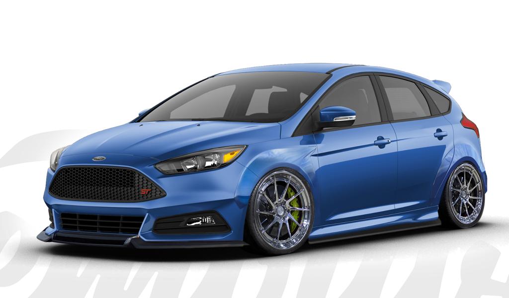 Cinemotive Ford Focus ST